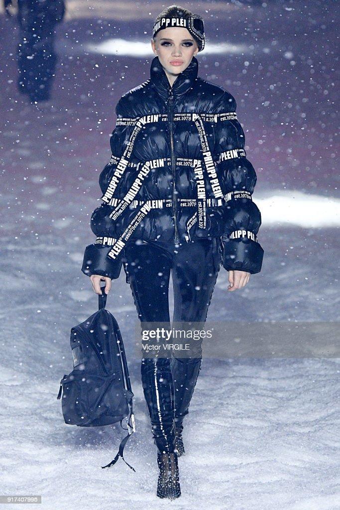 Philipp Plein - Runway - February 2018 - New York Fashion Week : News Photo