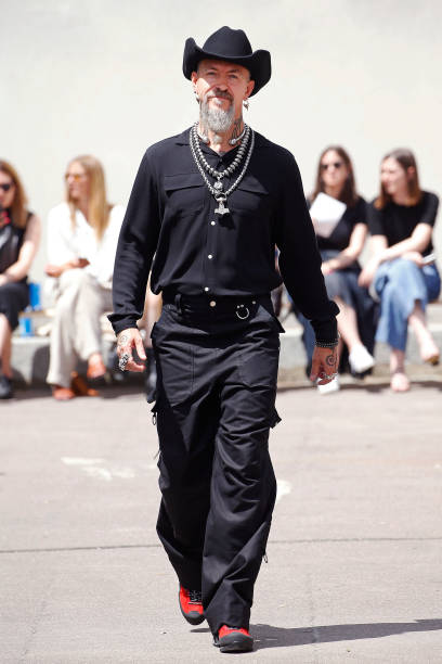 FRA: Phipps : Runway - Paris Fashion Week - Menswear Spring/Summer 2020