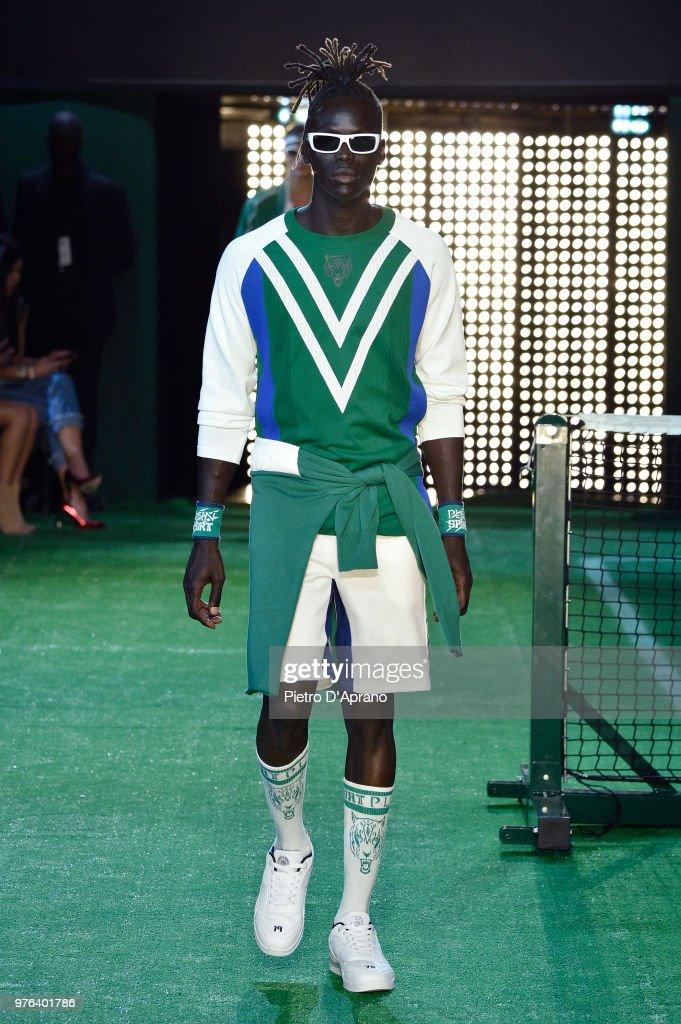 Plein Sport - Runway - Milan Men's Fashion Week Spring/Summer 2019