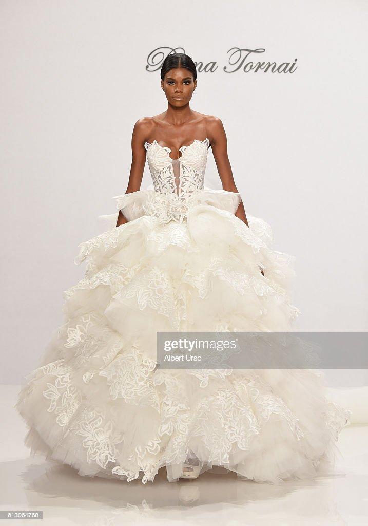 575a067f060 Pnina Tornai For Kleinfeld - Runway - New York Fashion Week  Bridal October  2016