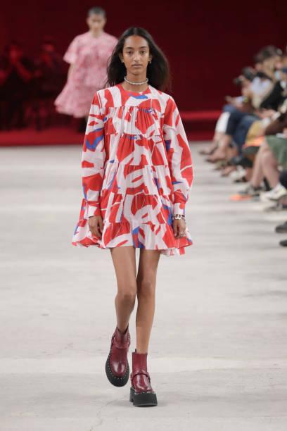 ITA: Ports 1961 - Runway - Milan Fashion Week - Spring / Summer 2022