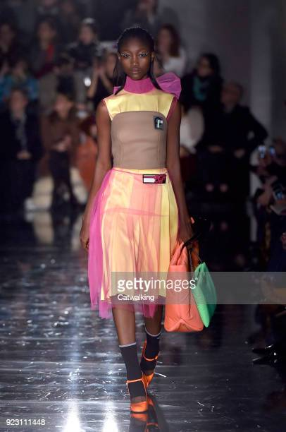 Prada pictures and photos getty images for Runway club miami