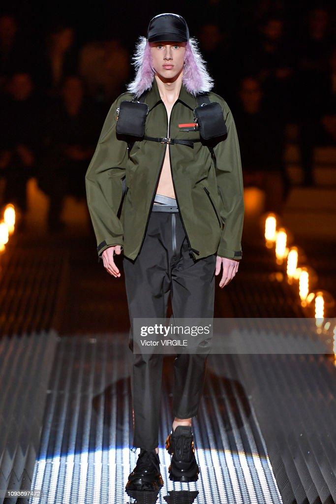 Prada - Runway - Milan Men's Fashion Week Autumn/Winter 2019/20 : News Photo