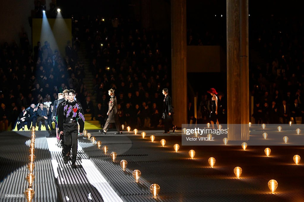 Prada - Runway - Milan Men's Fashion Week Autumn/Winter 2019/20 : ニュース写真