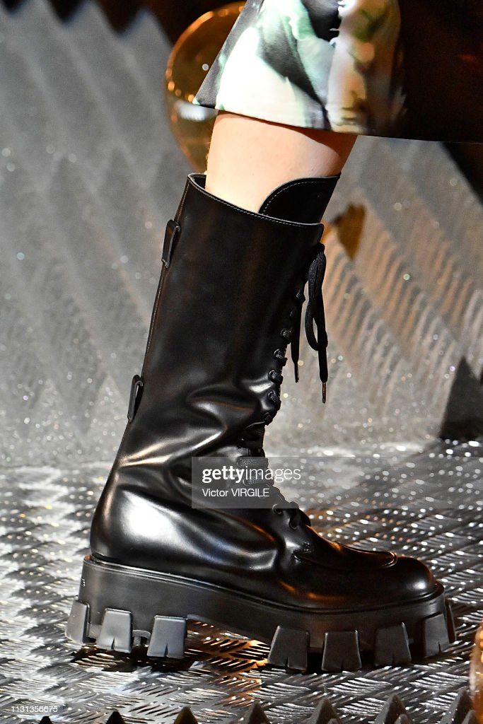 Prada - Runway - Milan Fashion Week Autumn/Winter 2019/20 : Foto di attualità