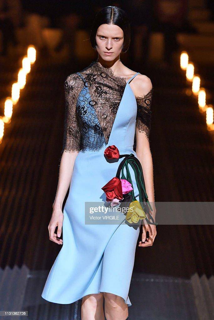 Prada - Runway - Milan Fashion Week Autumn/Winter 2019/20 : News Photo