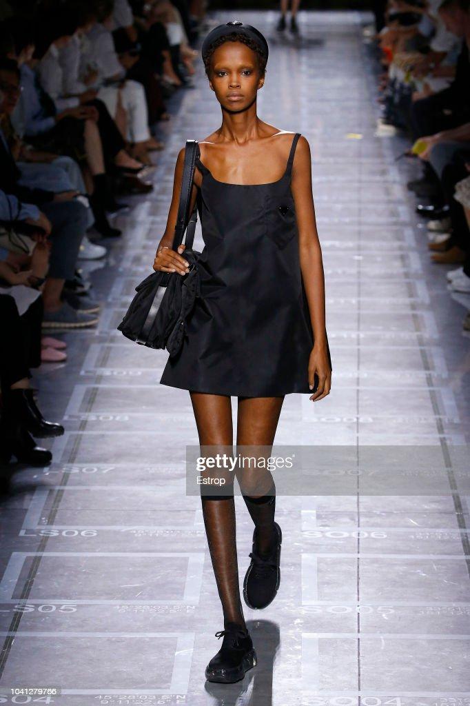 Prada - Runway - Milan Fashion Week Spring/Summer 2019 : ニュース写真