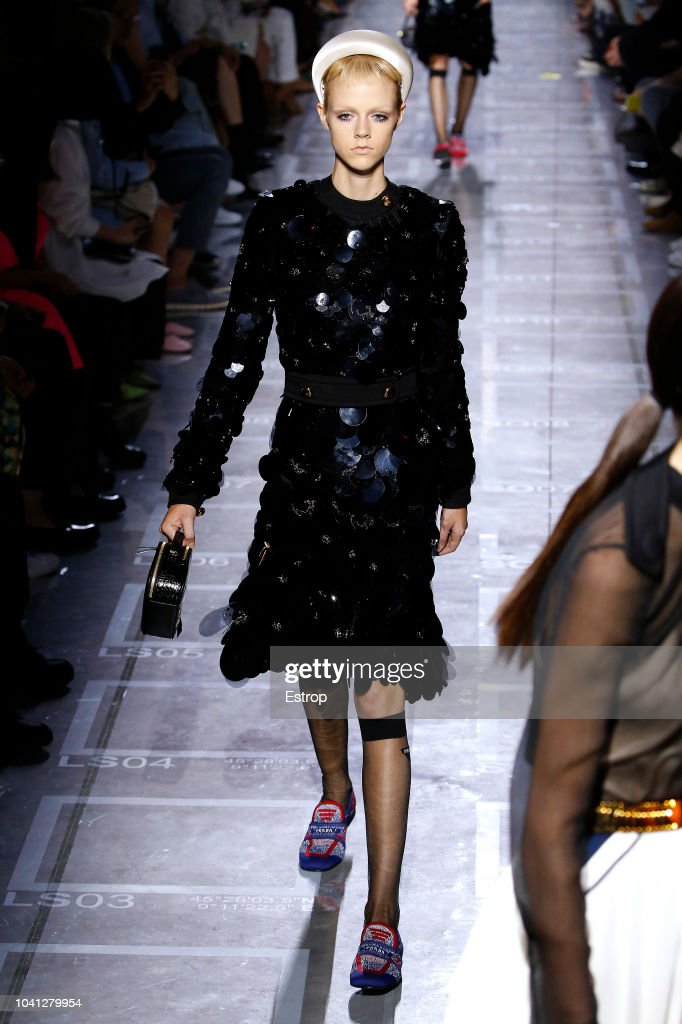 Prada - Runway - Milan Fashion Week Spring/Summer 2019 : ニュース写真