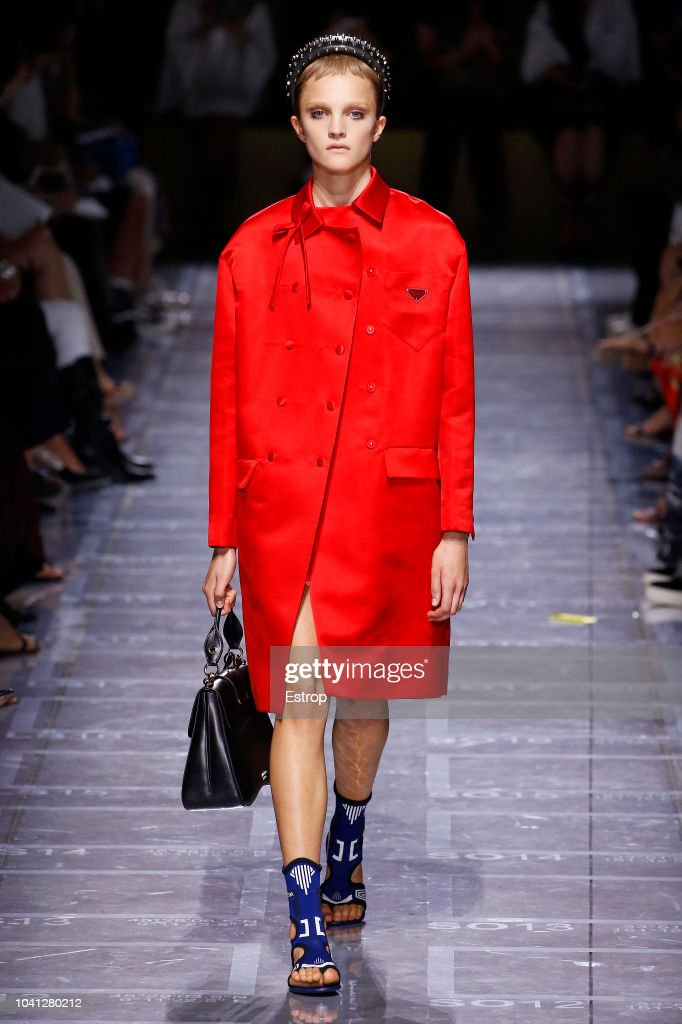 Prada - Runway - Milan Fashion Week Spring/Summer 2019 : News Photo