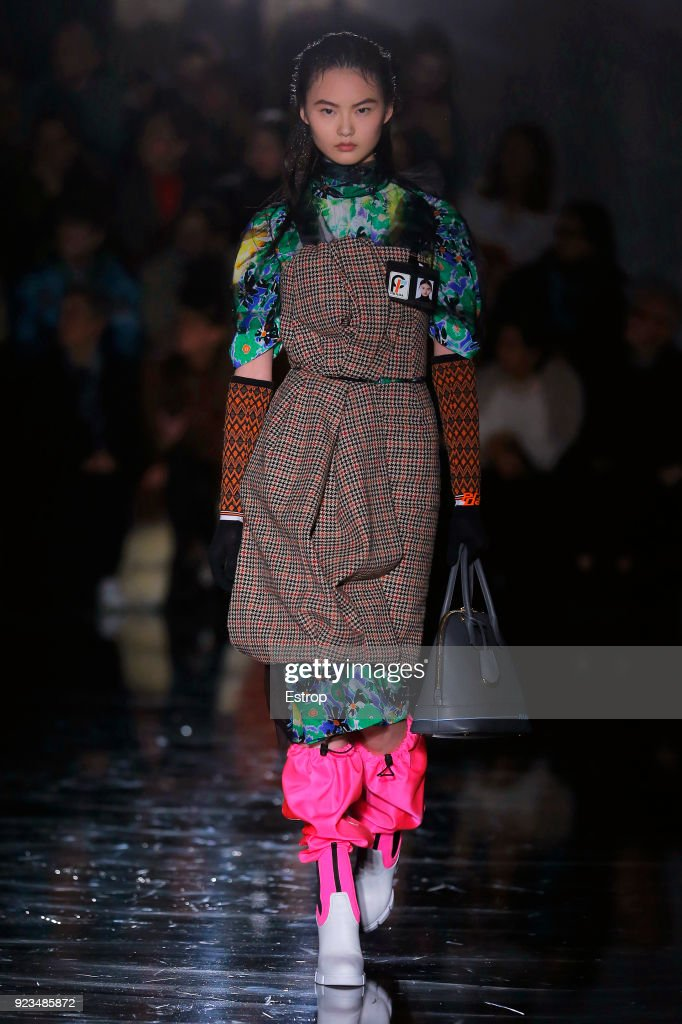 Prada - Runway - Milan Fashion Week Fall/Winter 2018/19 : ニュース写真
