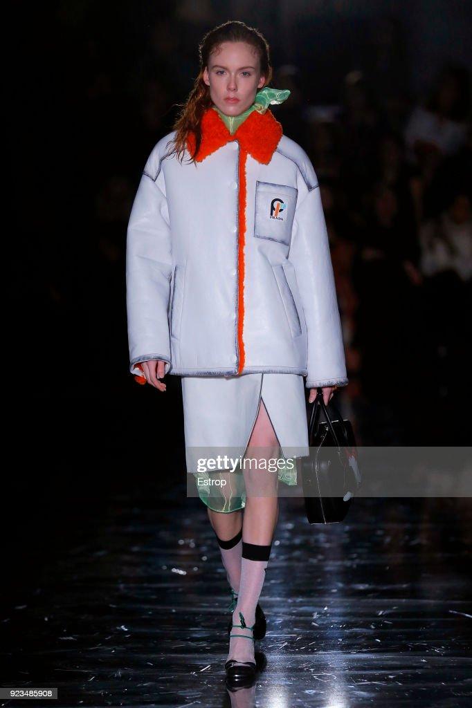 Prada - Runway - Milan Fashion Week Fall/Winter 2018/19 : ニュース写真