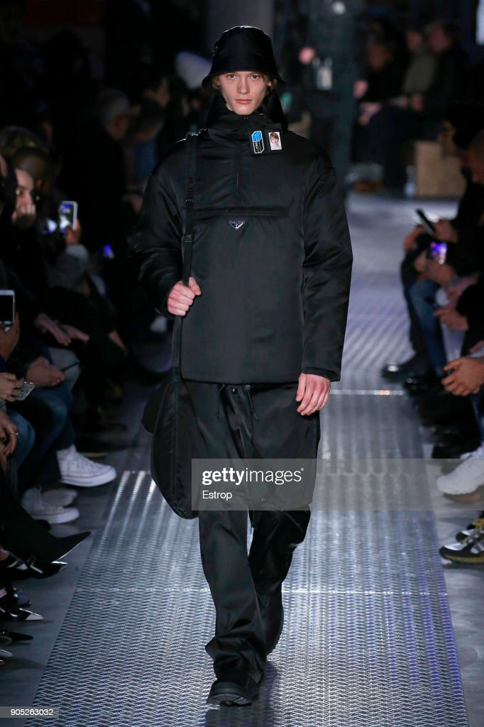 Prada - Runway - Milan Men's Fashion Week Fall/Winter 2018/19 : News Photo