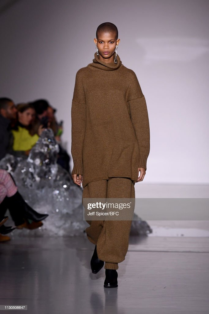 GBR: Pringle of Scotland - Runway - LFW February 2019