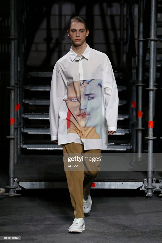 Qasimi - Runway - LFWM January 2019 : ニュース写真