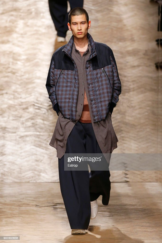 Qasimi - Runway - LFWM January 2018 : ニュース写真
