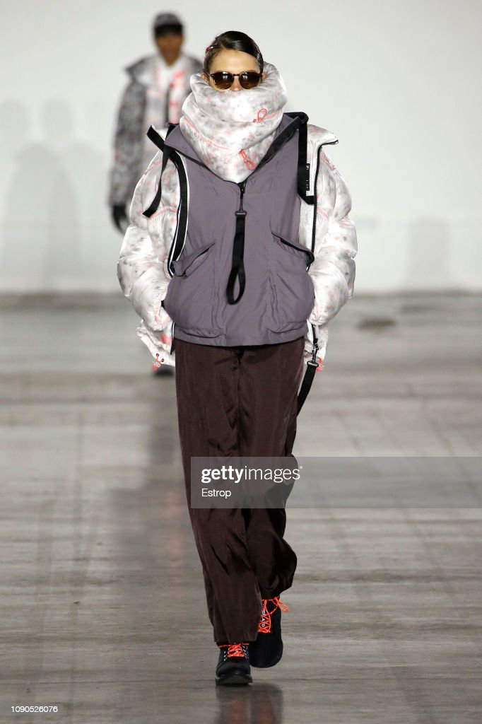 RAEBURN - Runway - LFWM January 2019 : ニュース写真