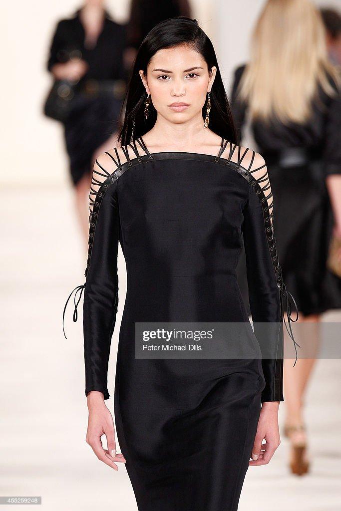 Ralph Lauren - Runway - Mercedes-Benz Fashion Week Spring 2015 : News Photo