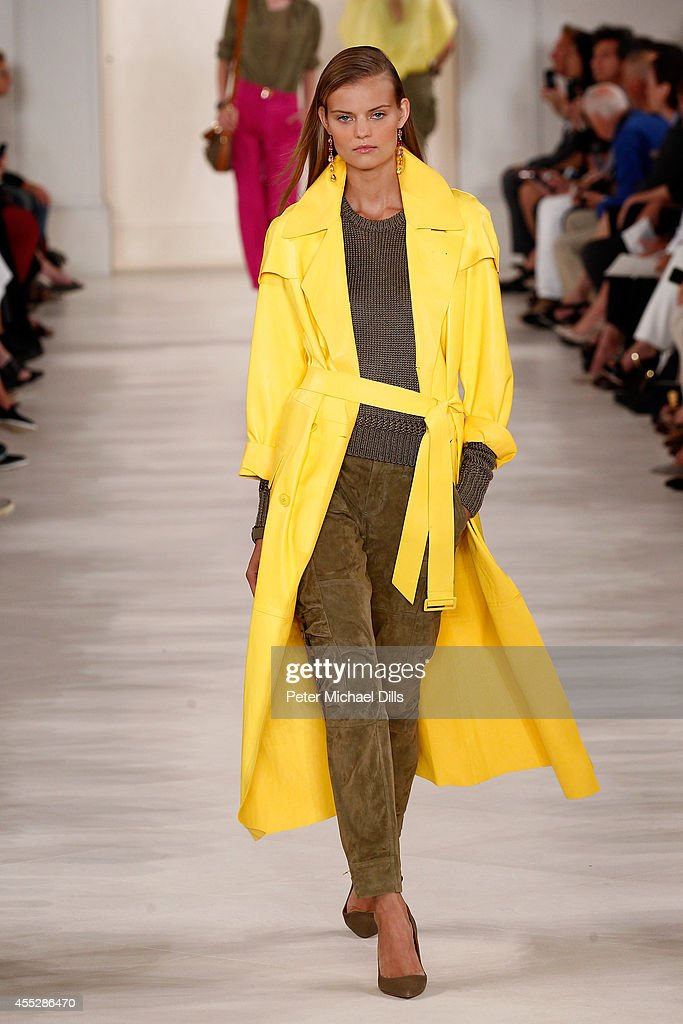 Mercedes-Benz Fashion Week Spring 2015 - Official Coverage - Best Of Runway Day 8 : News Photo