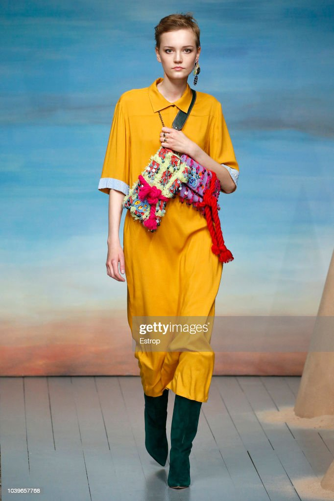 Roberta Einer - Runway - LFW September 2018