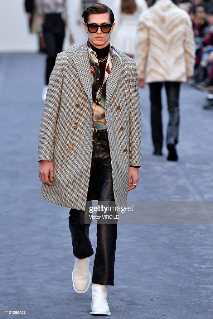 ITA: Roberto Cavalli - Runway - Milan Fashion Week Autumn/Winter 2019/20