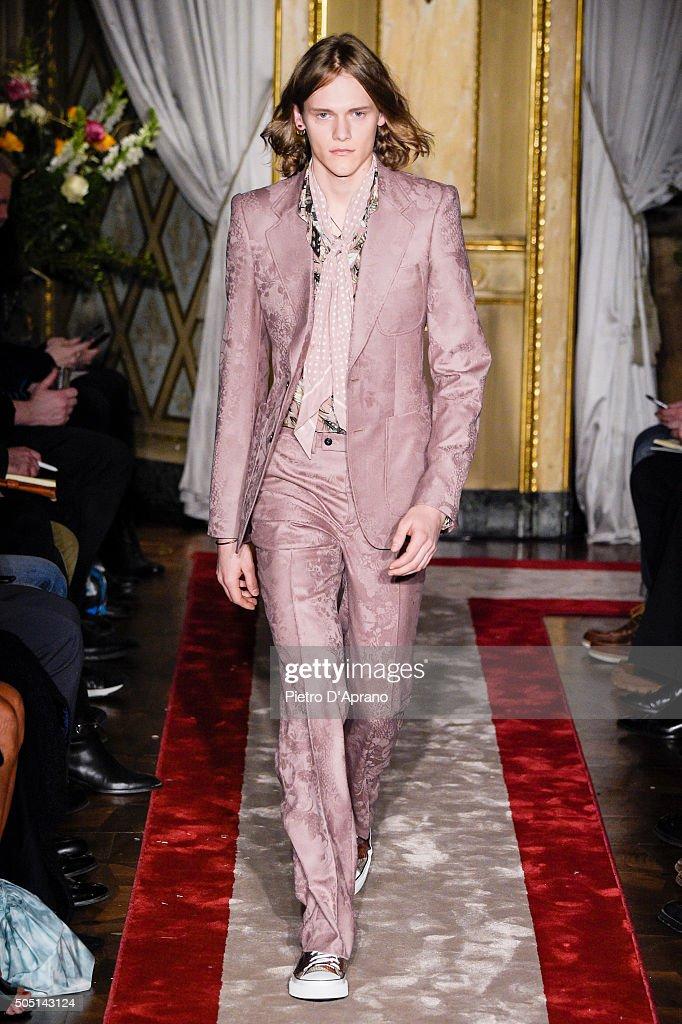 Roberto Cavalli in The Men's Milan Fashion Week