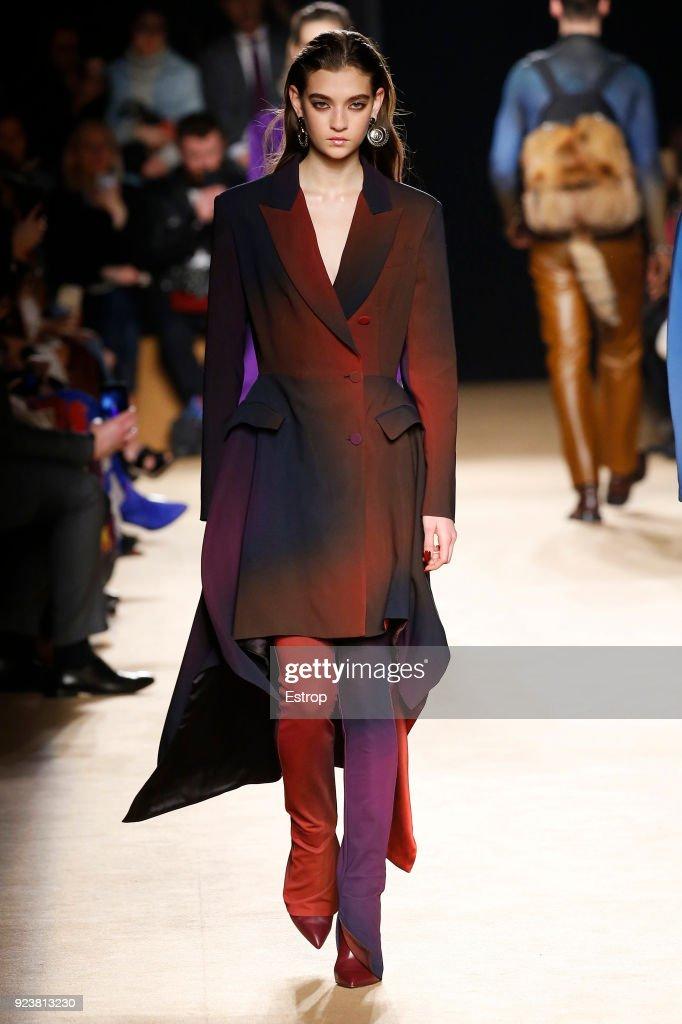 Roberto Cavalli - Runway - Milan Fashion Week Fall/Winter 2018/19 : Foto jornalística