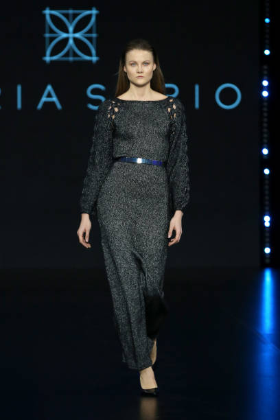 "ITA: Altaroma 2021 - ""Rome Is My Runway #1"" Fashion Show - Runway"