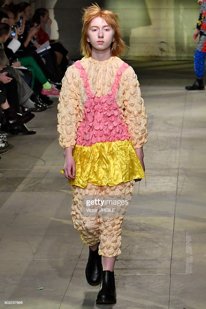Rottingdean Bazaar For MAN - Runway - LFWM January 2018 : ニュース写真