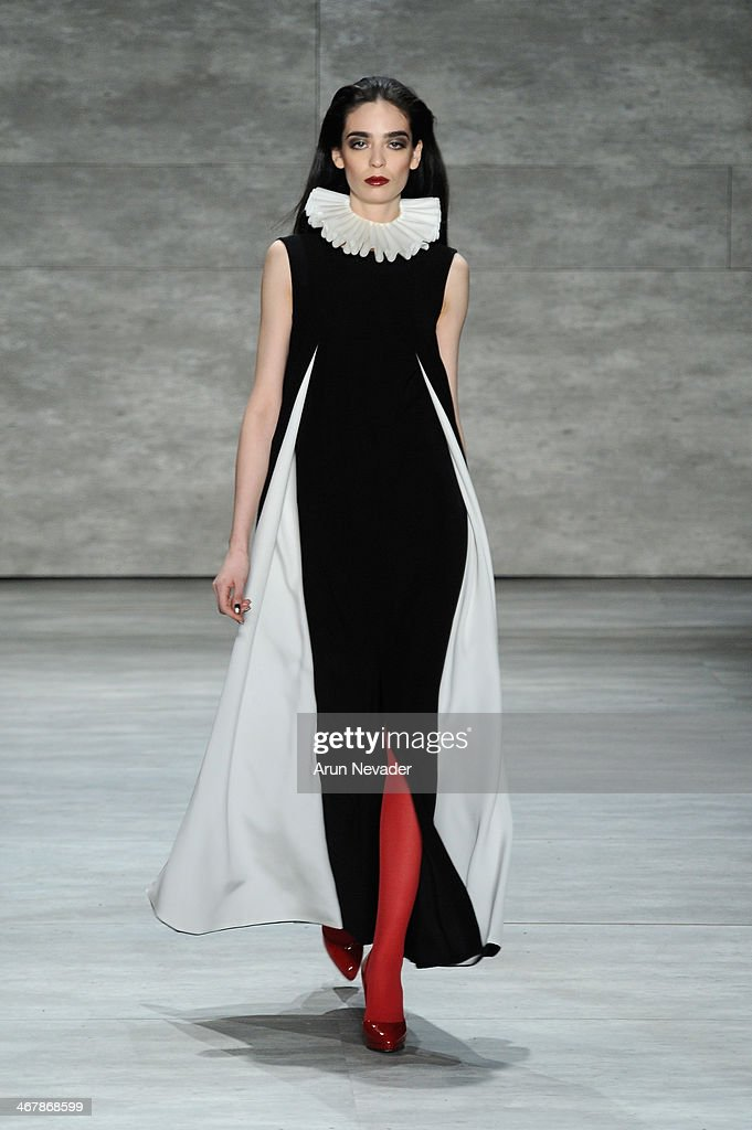 Mercedes-Benz Fashion Week Fall 2014 - Official Coverage - Best Of Runway Day 3 : News Photo