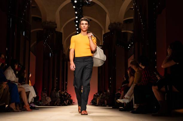 ITA: Salvatore Ferragamo - Runway - Milan Fashion Week - Spring / Summer 2022