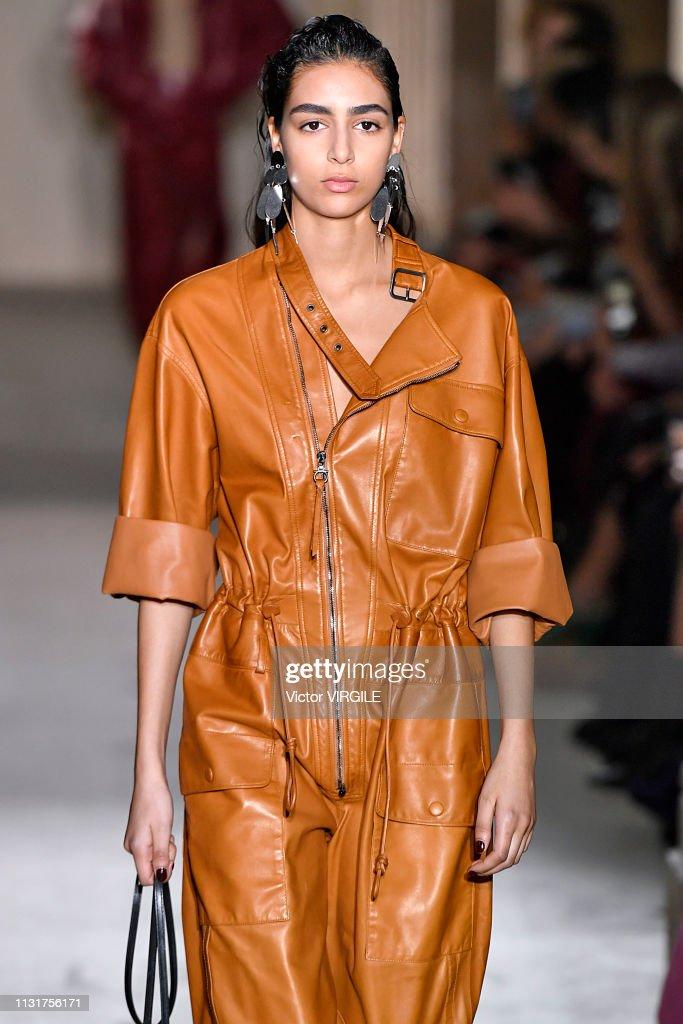Salvatore Ferragamo - Runway - Milan Fashion Week Autumn/Winter 2019/20 : News Photo