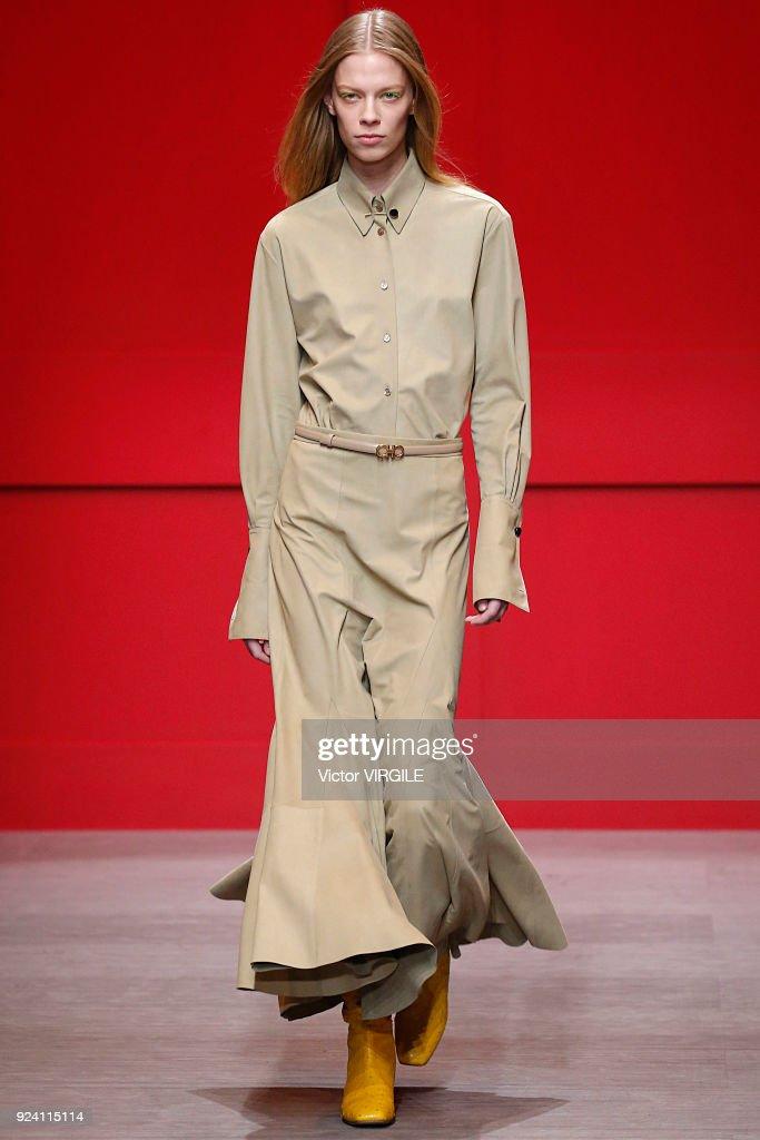 Salvatore Ferragamo - Runway - Milan Fashion Week Fall/Winter 2018/19