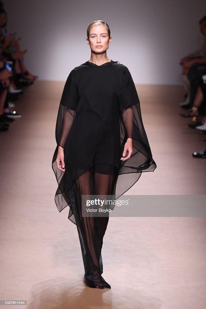 Salvatore Ferragamo - Runway - Milan Fashion Week Spring/Summer 2019