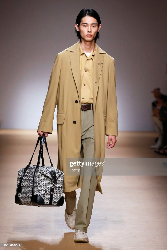 Salvatore Ferragamo - Runway - Milan Fashion Week Spring/Summer 2019 : ニュース写真