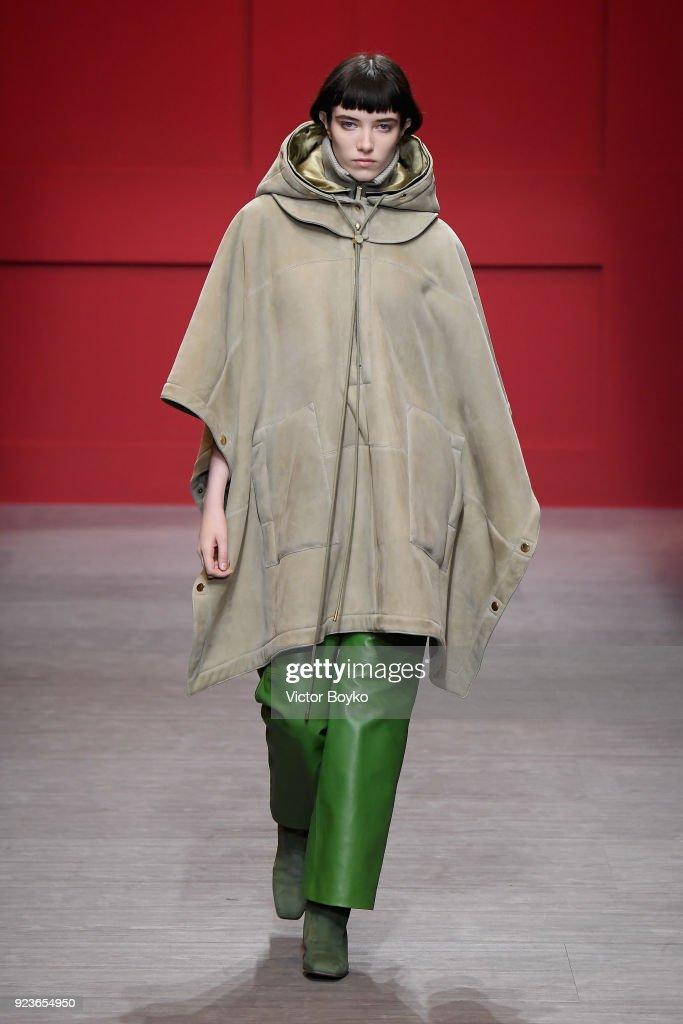 Salvatore Ferragamo - Runway - Milan Fashion Week Fall/Winter 2018/19 : ニュース写真