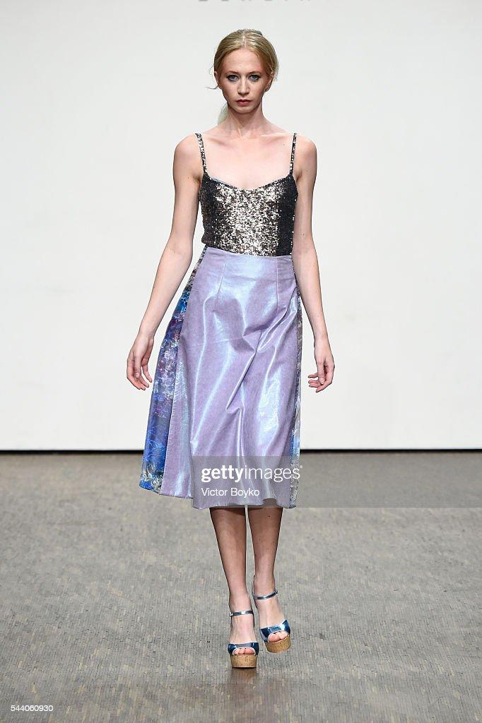 Sammler Berlin Show - Mercedes-Benz Fashion Week Berlin Spring/Summer 2017 : News Photo