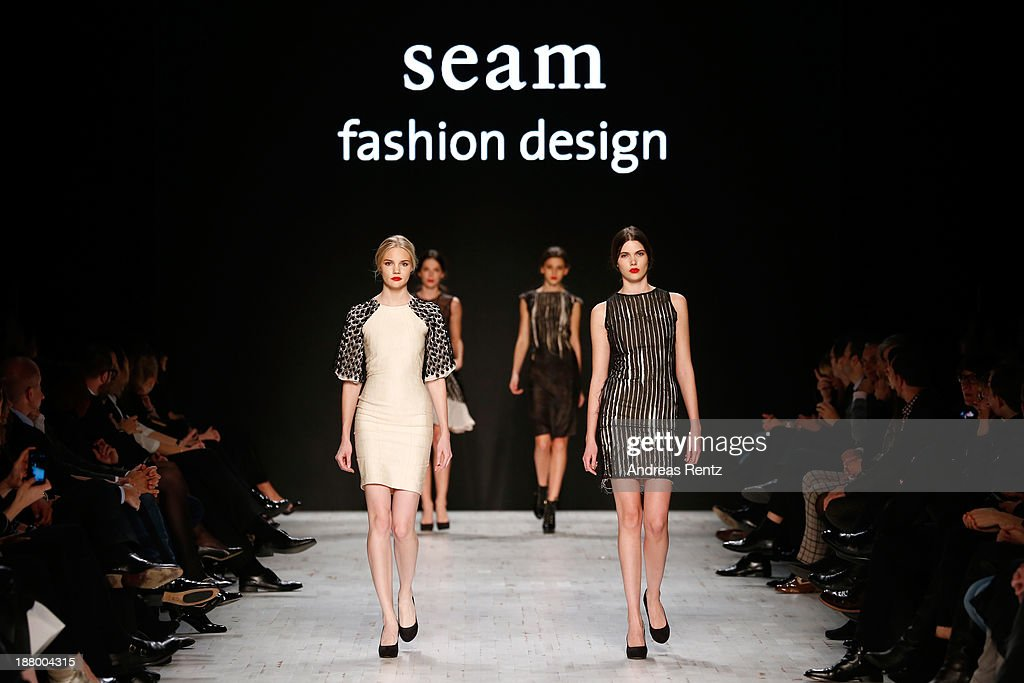 Seam Runway - Mercedes-Benz Fashion Days Zurich 2013