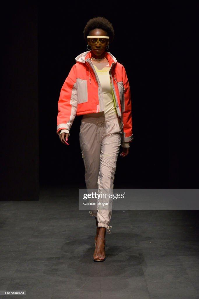 TUR: Sebnem Gunay - Runway - Mercedes-Benz Fashion Week Istanbul - March 2019