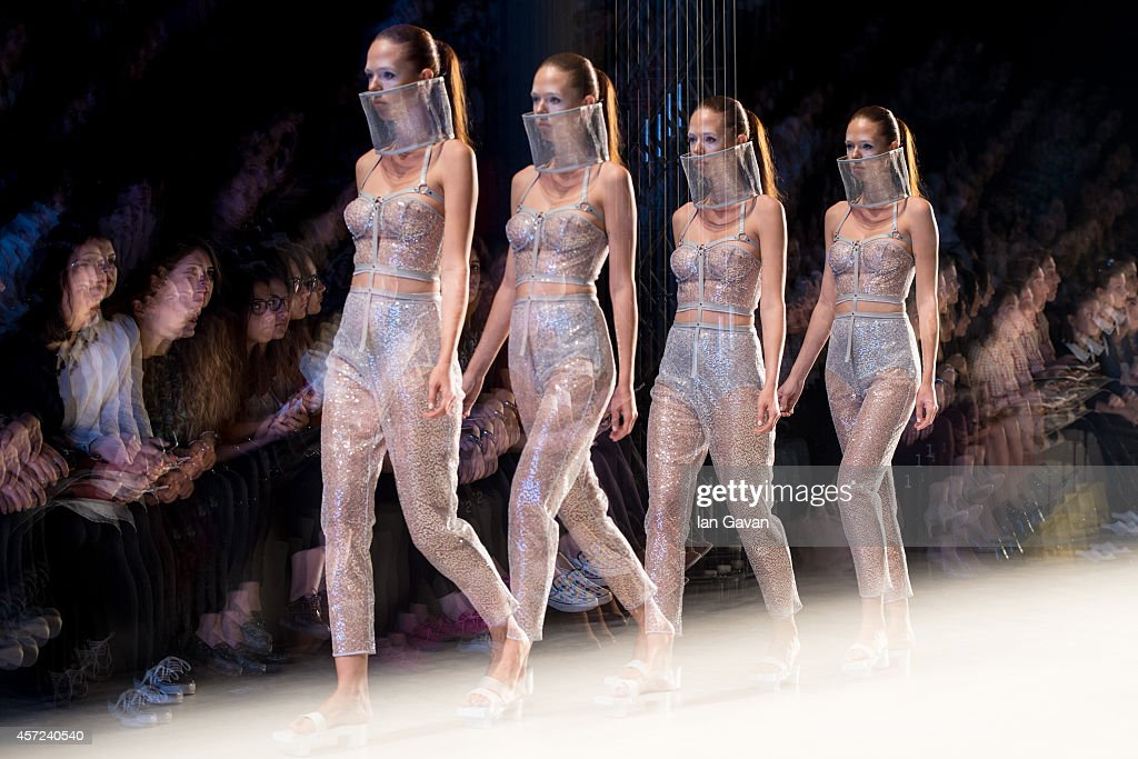 Alternative View - MBFWI Spring/Summer 2015 : News Photo