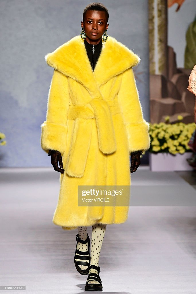 GBR: Shrimps - Runway - LFW February 2019