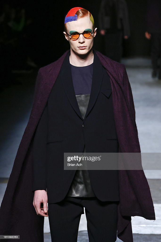 Siki Im - Runway - Fall 2013 Mercedes-Benz Fashion Week