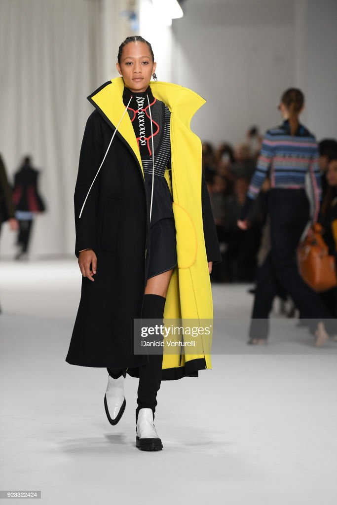 Sportmax - Runway - Milan Fashion Week Fall/Winter 2018/19