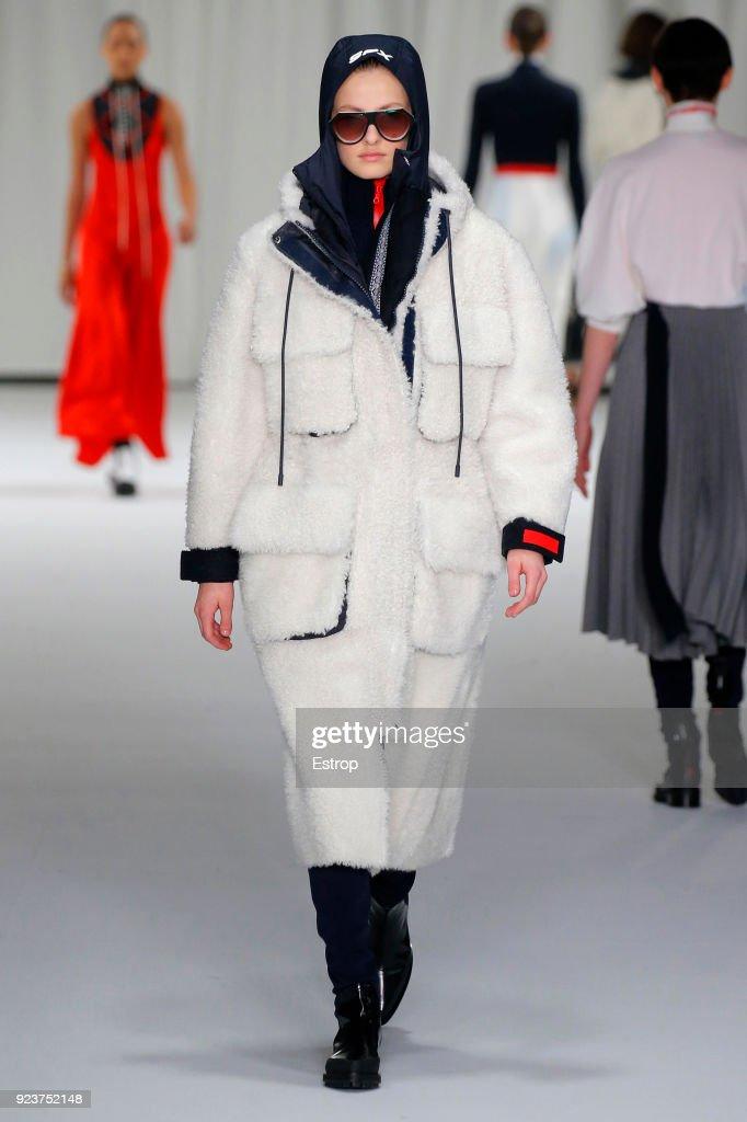 Sportmax - Runway - Milan Fashion Week Fall/Winter 2018/19 : Foto di attualità