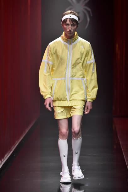 ITA: Spyder - Runway - Milan Men's Fashion Week Spring/Summer 2020
