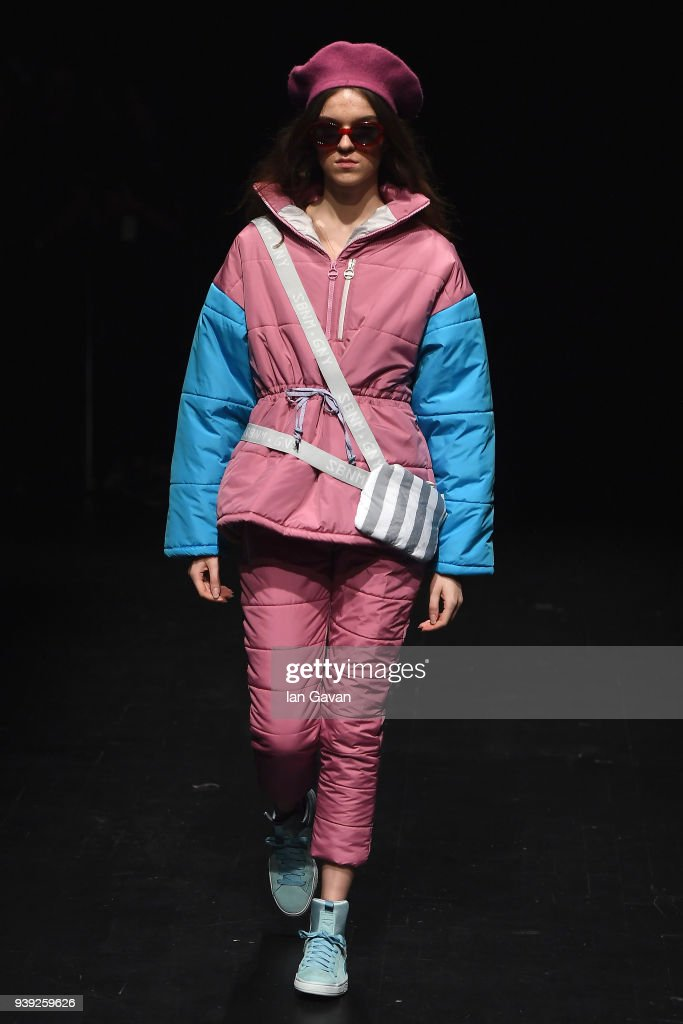 New GEN by IMA - Runway - Mercedes Benz Fashion Week Istanbul - March 2018 : News Photo