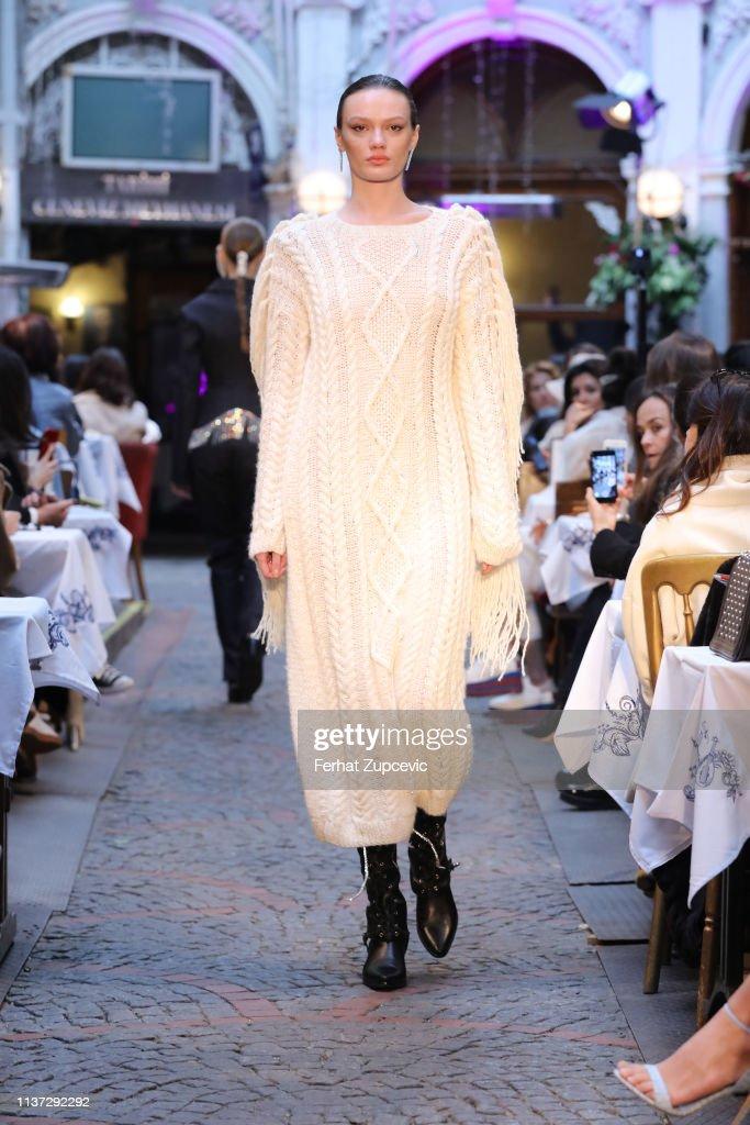TUR: Sudi Etuz - Runway - Mercedes-Benz Fashion Week Istanbul - March 2019