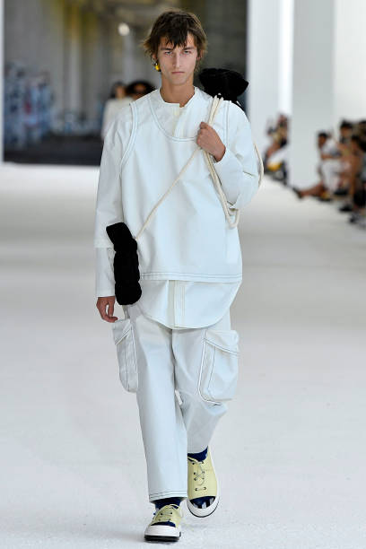 ITA: Sunnei - Runway - Milan Men's Fashion Week Spring/Summer 2020