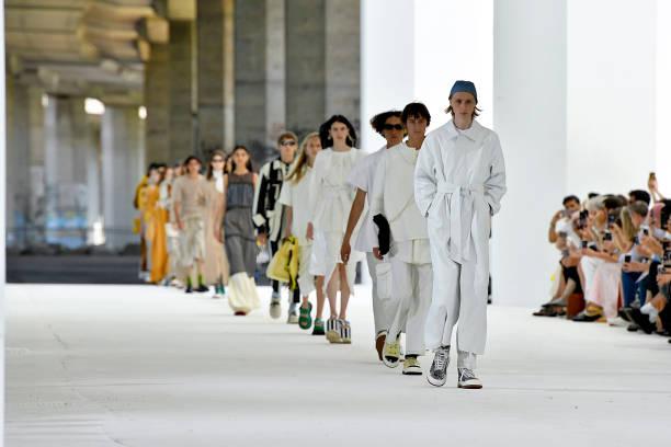 ITA: Sunnei - Runway - Milan Men's Fashion Week Spring/Summer 2020