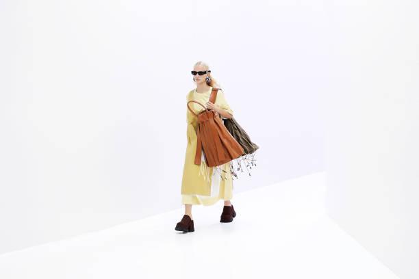 ITA: Sunnei - Runway - Milan Fashion Week - Spring / Summer 2022