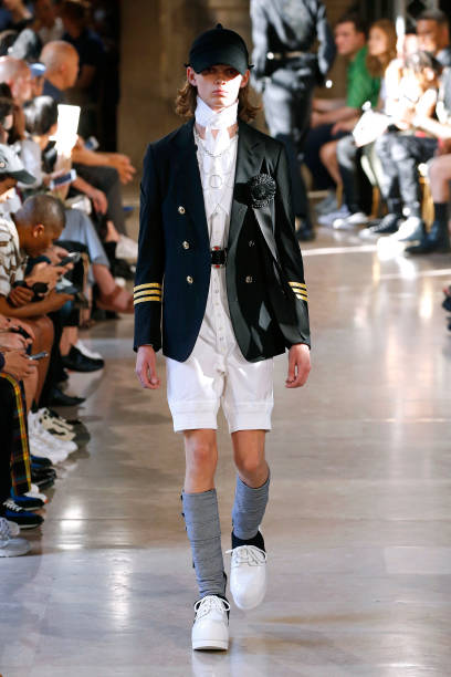 FRA: Takahiromiyashita Thesoloist : Runway - Paris Fashion Week - Menswear Spring/Summer 2020